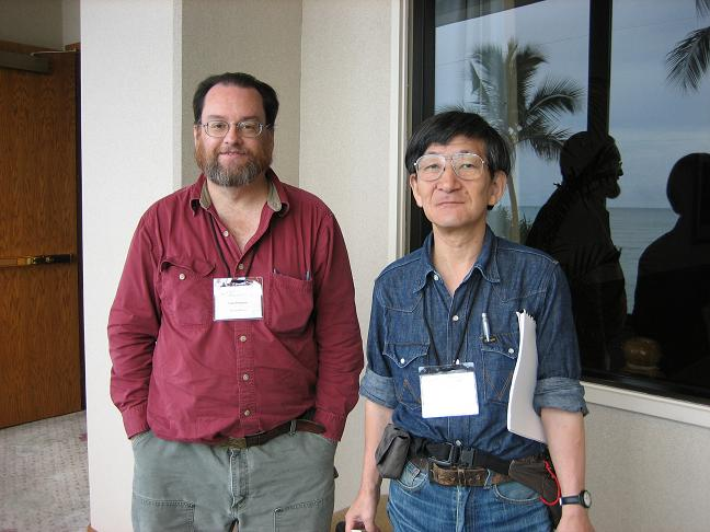 Koide and Brannen at JPP06