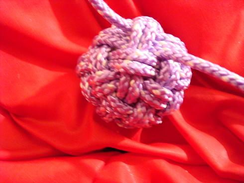 Doubled knot with crossing number 41