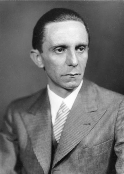 Joesph Goebbels