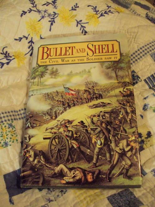 Cover of Bullet and Shell